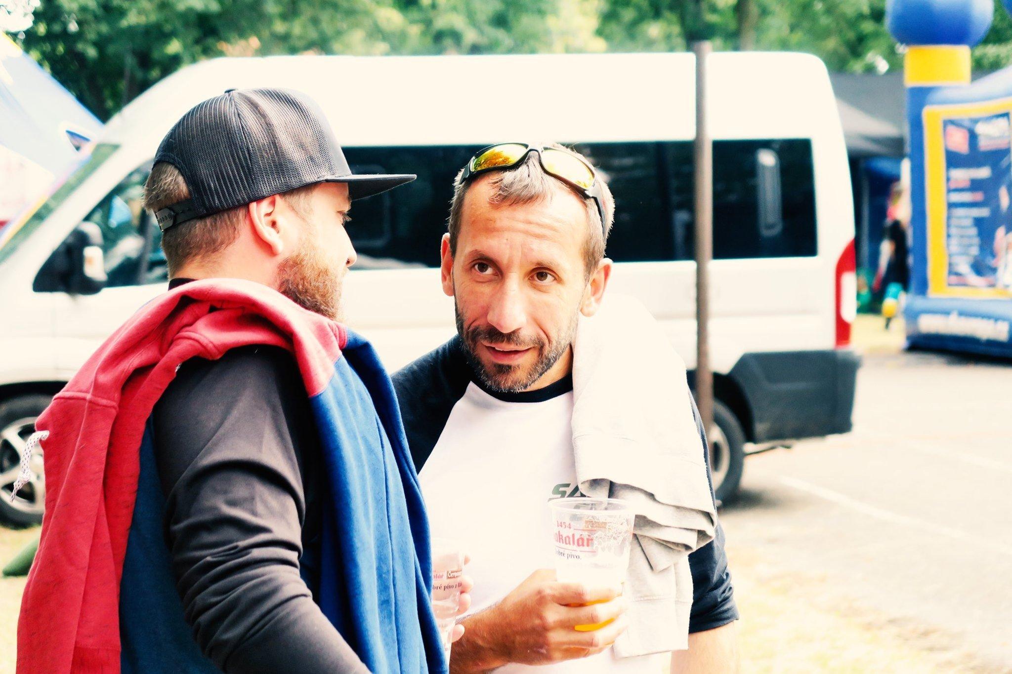 Martin Cink, bike shuttle client