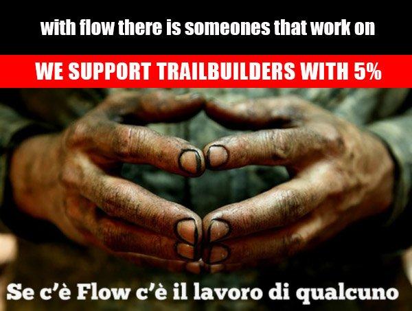 we support trailbuilders